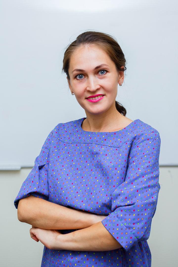 Кашникова Инна Николаевна
