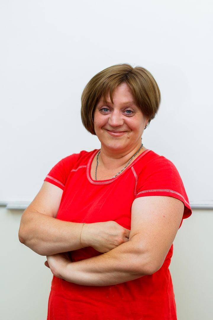 Егорова Ирина Вениаминовна