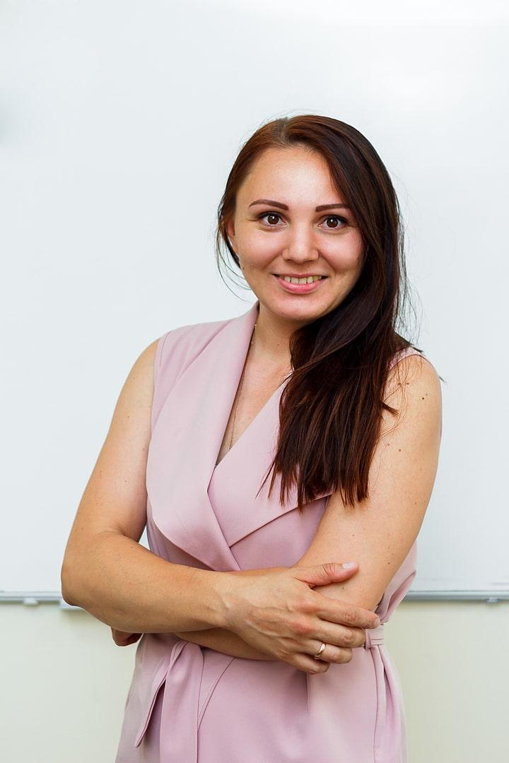 Егорова Татьяна Анатольевна