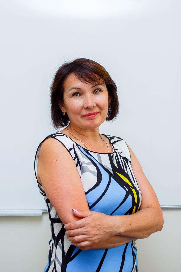 Иванова Елена Адольфовна