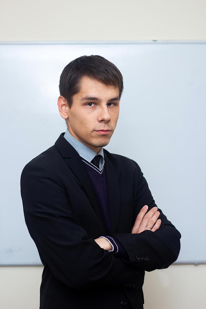 Максимов Артем Владимирович