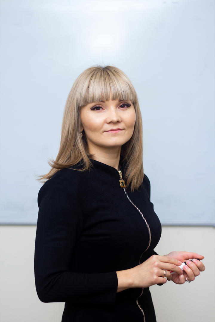 Мудрецова Ирина Владимировна